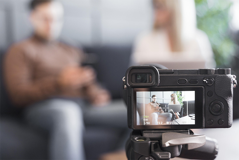 Offre d'emploi en vidéo